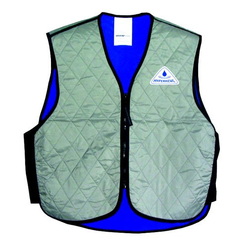 techniche-international-kids-evaporative-cooling-sport-vest-7-9-years-silver