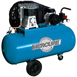 AIRUM - Compresor 2Hp. 100L. Mercur. 2800/100