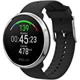 Polar Ignite - Reloj inteligente de Fitness con GPS Integrado, Smartwatch, Pulsera Deportiva Sumergible con Sensor de Pulso ó