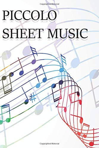 Piccolo Sheet Music: Sheet Music Book