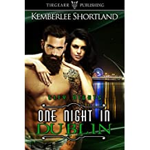 One Night in Dublin: City Nights Series: #9
