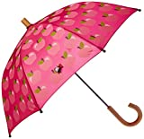 Hatley Printed Umbrellas, Paraguas para Niños, Red (Pony Orchard), Talla única