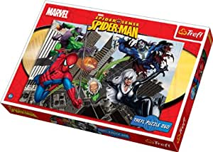 Trefl Puzzle All Heroes Spiderman (260 Pieces)