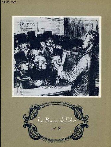 LA BOURSE DE L'ART N°8 - POTERIES ET PREMIERES PORCELAINES CHINOISES par COLLECTIF