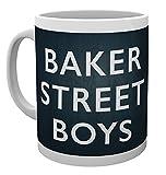 Sherlock Tasse Baker Street Boys Holmes Dr Watson 300ml Keramik
