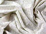Spots handbedruckter Bubble Batik Baumwolle Kleid Stoff