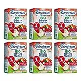 babydream Bio Babytee 'Früchte' Baby Früchte-Tee 40 g, 6er Pack(6x40 g)