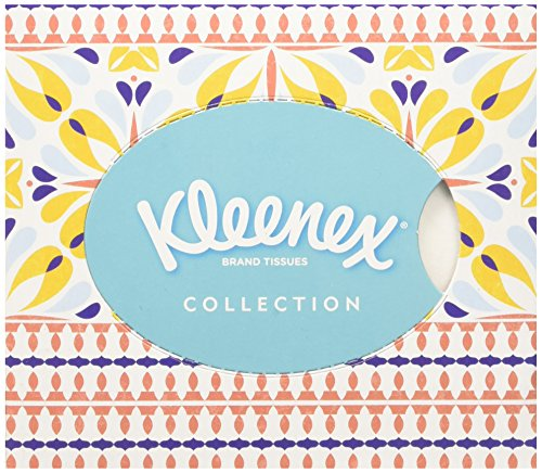 Price comparison product image Kleenex Collection Cube Tissues - Box of 1