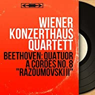 "Beethoven: Quatuor à cordes No. 8 ""Razoumovski II"" (Mono Version)"