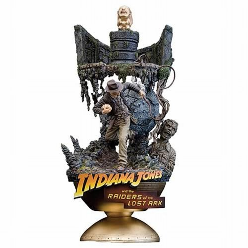 Indiana Jones Raiders Of The Lost Ark 11-inch Theatre Art Fx Statue Picture