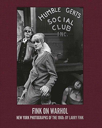 Larry Fink on Warhol par Larry Fink