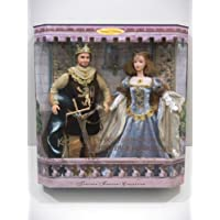 Ken   Barbie As Camelot s King   Queen Arthur   Guinevere   Together  Forever Collection Limited 856e86e83be