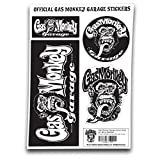 Gas Monkey Best Deals - Gas Monkey Garage Sticker Adesivo standard