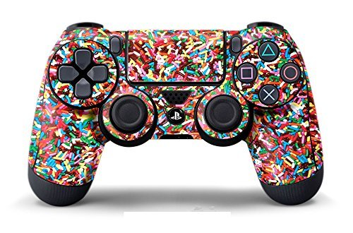 Designer Skin for PlayStation 4 Remote Controller PS4 - Sprinkle by 247Skins (Playstation 4 Remote)