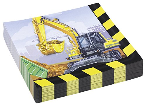 lot-de-20-serviettes-engins-construction