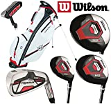 Best Golf Club Sets - Wilson Prostaff HDX Complete Golf Club Graphite Set Review