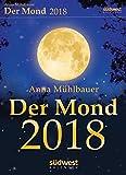 Der Mond 2018 Textabreißkalender - Anna Mühlbauer
