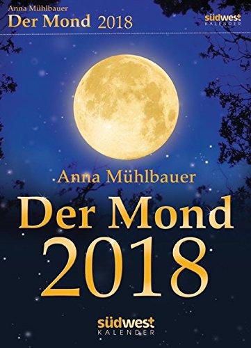 Der Mond 2018 Textabreißkalender (Cd Schneiden Für Haare)