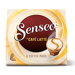 Find Senseo Cream Collection, Café Latte, Cappuccino Choco, Coffee, 3 Bags x 8 Pads by Jacobs Douwe Egberts