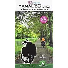 Canal du Midi y Canal del Garona: El Canal de los Dos Mares en Bicicleta (Bici:map)