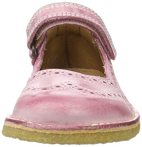 Bisgaard Ballerina, Ballerines fille Pink (701 Rose)