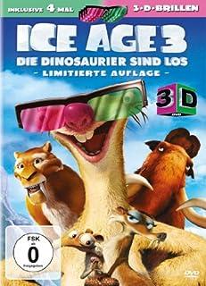 Ice Age 3 - Die Dinosaurier sind los 3D (Limitierte Auflage - 2 Discs)