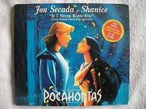 Jon Secada & Shanice - If I Ever Knew You - [CDS] [UK Import]