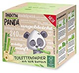 Nachhaltiges Toilettenpapier aus Bambus!