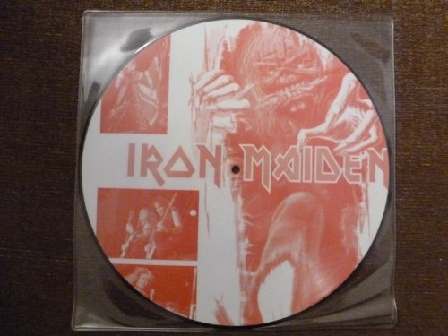 ROSKLIDE 2003.LIVE 7 TITRES.ROSKILDE 2003.PICTURE DISC. (Iron Maiden Picture Disc Vinyl)