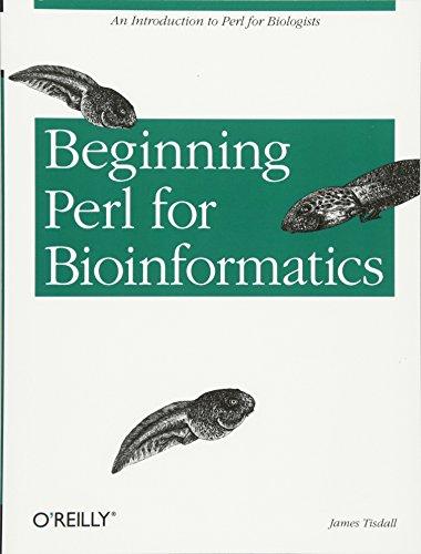 Beginning Perl for Bioinformatics (Classique Franc) por James Tisdall