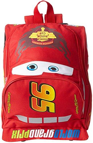 Disney Petite à rouler Sac à dos Cars – McQueen Rouge Sac d'école NEUF 362941