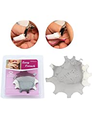 Q-Pink Cutters 11 Sizes C-Poly Tips (C-Shape)