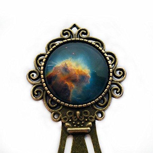 NASA Photograph Foto Eagle Nebula Adler Nebel Lesezeichen (Adler Lesezeichen)
