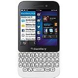 BlackBerry 10 Q5 2GB 4G Color blanco - Smartphone (SIM única, BlackBerry OS, EDGE, GPRS, GSM, HSPA, UMTS, LTE, Barra)