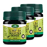 Medibee UMF5+ Manuka honey 250g (Pack of 3)
