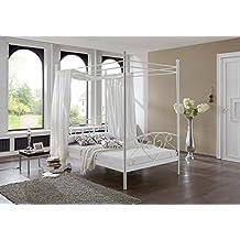 Metallbett weiß 120x200  Suchergebnis auf Amazon.de für: metallbett 120x200