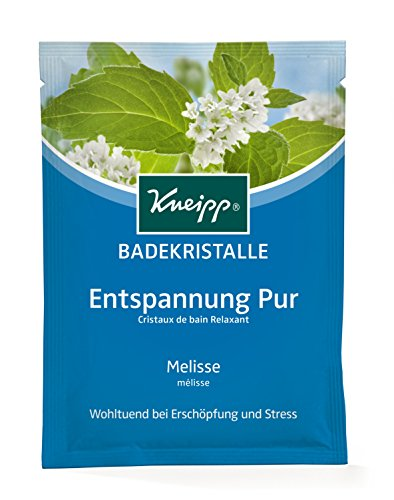 Kneipp - Sales de baño pura relajación, paquete 6er (6 x 60 g)
