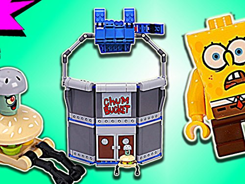 Clip: Chum Bucket (Chum Bucket Spongebob)