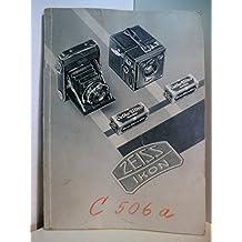Zeiss Ikon Cameras und Photobedarf. Ausgabe 1933, Katalog C 506 a