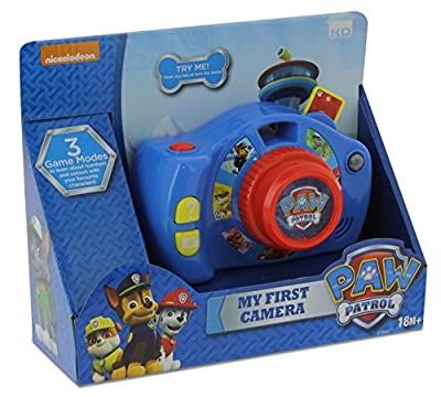 KD Toys Paw Patrol My First Camera