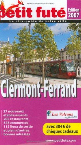 Petit Futé Clermont-Ferrand