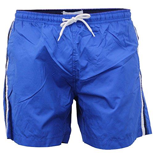 Brave Soul - Hommes - Short de bain doublure maille Bleu - FOOTBALL