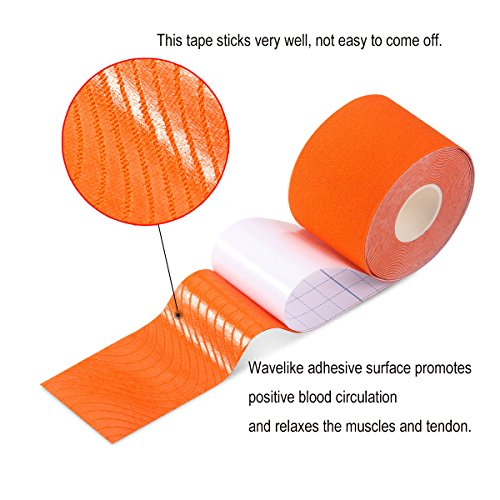 Kinesiology Tape Muscle – Exercise Bands