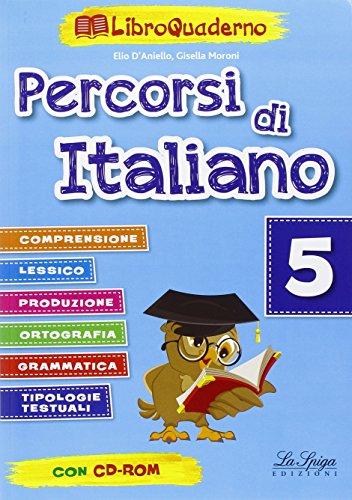 Percorsi di italiano. Per la Scuola elementare: 5