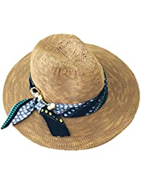 Menschwear mujer Hats Lace Wide Brim Summer Beach Hat Sun Caps