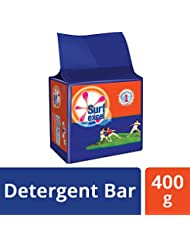 Surf Excel Detergent Bar - 800 g (Pack of 4 x 200 g)