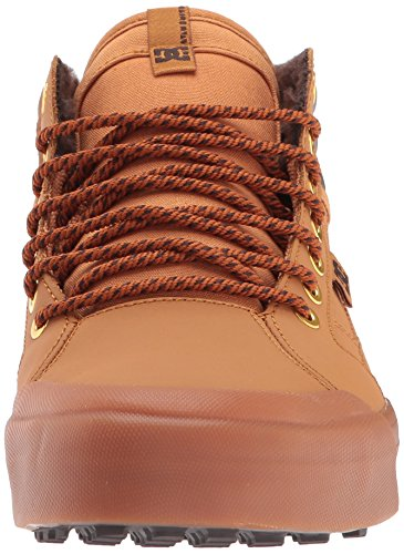 DC Shoes Evan Smith Hi WNT, Sneakers Basses Homme BraunBraun
