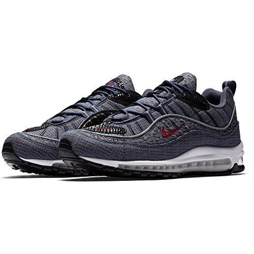 """Nike Air Max 98 QS """"Thuder Blue"""" Retro, Schuhe Herren"""