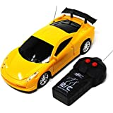 Generic Speed RTR(Ready To Run) 1:24 Remote Control Super Car Toy(Battery Operated) With Fine Tuning And Efficient Dynamics For Kids-Multicolour