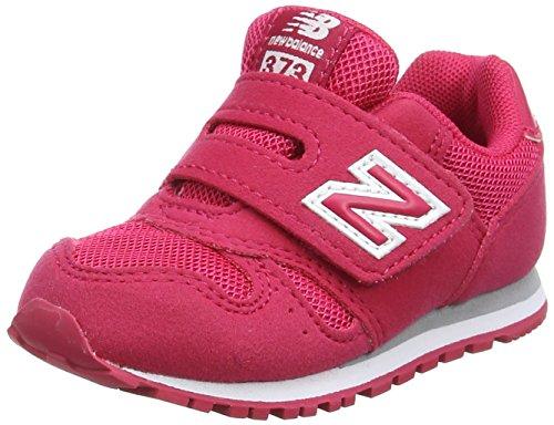 New balance kv373v1i, sneaker unisex-bambini, rosa (pink), 25 eu